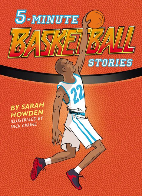 5 Minute Basketball Stories Cover