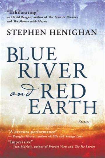 Blue River Red Earth Cover