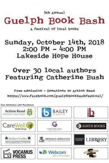 Book Bash Poster